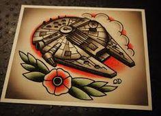 Bildergebnis für star wars tattoo tumblr