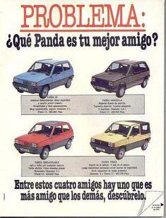 Publicidad-Coche Panda