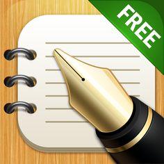Notebook+ Free- App Review - BridgingApps