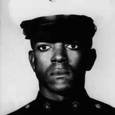 Famous African American Marines | James Anderson, Jr., the first African American United States Marine ...