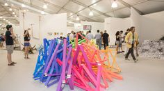 Sift through the madness of Miami Art Week and land on these incredible Art Basel Miami Satellite Art Fairs for Contemporary Sculpture, Contemporary Art, Miami City, Art Basel Miami, Buy Tickets, Art Fair, Japanese Art, Lovers Art, All Art