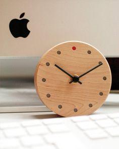 おしゃれな【置時計】のブランド10選!インテリアにも最適♪-カウモ Wall Clock Mini