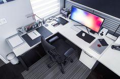 Workspace #home #living #interior #design #interiordesign