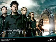 Stargate Alantis----I LOVED THIS SHOW!
