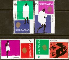 Grenada 1969 First Man on the Moon SG 348 Fine Mint Scott 428 Other Grenada Stamps HERE