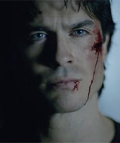 Damon truly forgives Stefan and is free