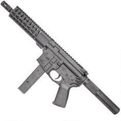 The CMMG Mk9 PDW 9mms is a compact and lightweight AR pistol featuring an…