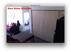Basic motion detection and tracking with Python and OpenCV