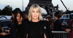 Robin Wright Won the Saint Laurent Front Row in the Classic LBD