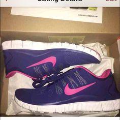 Women's Nike Free 5.0. Size 8.5 Women's Nike Free 5.0. New Nike Shoes Sneakers