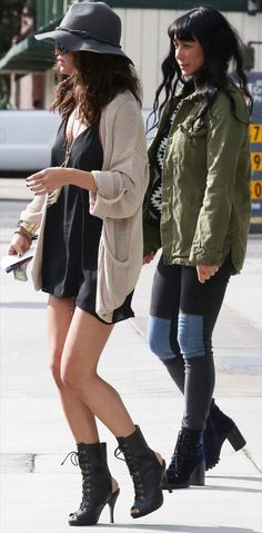 Selena Gomez Braless Pokies in Silk Blouse on TaxiDriverMovie.com