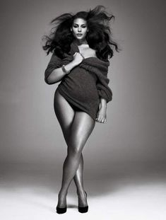 Whitney Thompson. 11 plus size models changing the face of modelling. Read more at Mamamia.com.au. #bodyimage #fashion