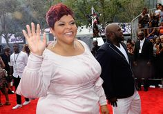 2013 BET Awards Red Carpet. LOS ANGELES, CA - JUNE 30: Actress Tamela Mann attends the 106 & Park Stage Pre-Show during the BET Awards at Nokia Theatre L.A.