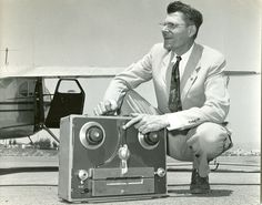Yesterday was the 10th anniversary of Paul W. Klipsch's death....We salute our company's founder! Thank you.