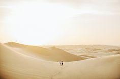 Desert Engagement // Tyler Branch Photo