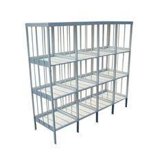 Love this! Shelf Unit Metal White