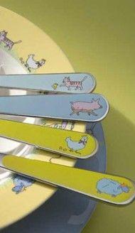 #FarmAnimals cutlery set | Villeroy & Boch