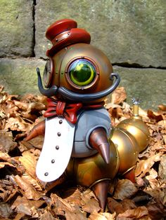 Doktor A - this guys is awesome!