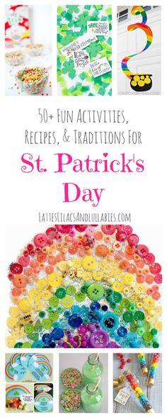 50+ Creative Ways To Celebrate St. Patrick's Day