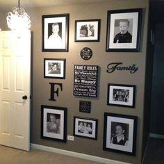 Con tantas ideas, ya no tendrás pretextos para no decorar y presumir de las fotos de tu familia. Ideas originales y creativas para tu casa :) 1. Algo doblemente funcional: un precioso reloj con tus...