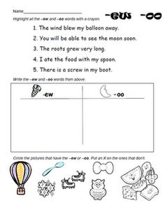 Peterson's Pad: tons of free vowel team printables