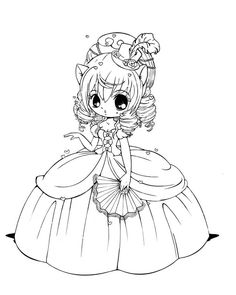 Quirky Artist Loft Sweet Lolita Coloring Pages Is One Of Many Images From Blythe Doll
