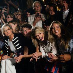 Taylor Swift and Martha Hunt - Tommy x Gigi (September 9 2016)