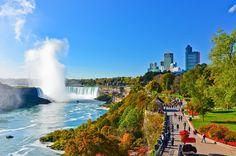Niagara Falls Family Vacation on Amtrak