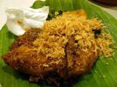 Ayam penyet is traditional Indonesian fried chicken which is originates from East Java. Penyet in Javanese dialect literally means flattened or...
