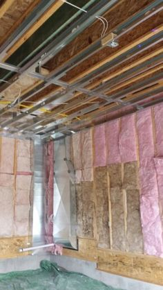 70 Best Garage Ceiling Spray Foam Insulation Images Spray