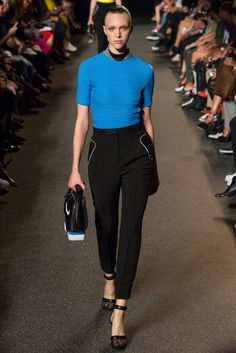 Alexander Wang Spring 2015 Ready-to-Wear Fashion Show - Hedvig Palm