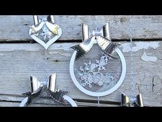 DAY 7 - Crystal Ornaments - YouTube