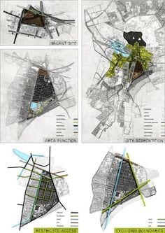 Analyses urban fabric, lines Architecture Student Portfolio, Lan Architecture, Architecture Graphics, Architecture Drawings, Architecture Diagrams, Urban Design Diagram, Urban Design Plan, Landscape Diagram, Landscape Design