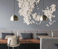 Palæo Restaurant by Johannes Torpe Studios
