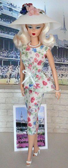 Kentucky Derby Barbie