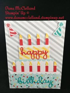 March 2019 paper pumpkin Stampin Up Paper Pumpkin, Pumpkin Cards, Birthday Cards For Friends, Bird Cards, Stamping Up, Creative Cards, Craft Kits, Homemade Cards, Birthdays