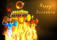 Happy Dussehra Wallpapers, Quotes, Wishes, SMS