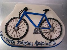 bicycling cakes | Bicycle cake | Flickr - Photo Sharing!