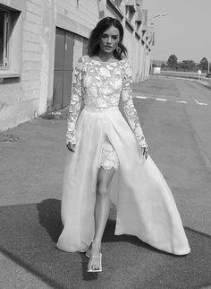 Boho Chic: Rime Arodaky Wedding Dresses - The Mews Bridal Evening Dresses For Weddings, Fall Wedding Dresses, Wedding Dress Styles, Formal Dresses, I Dress, Bridal Gowns, Marie, Kestrel, Wedding Inspiration