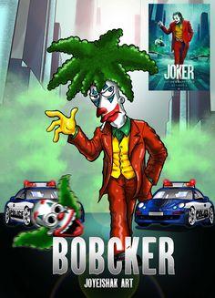 Joker, Fan Art, Fictional Characters, Instagram, Make Art, Illustrator, Draw, Portraits, People