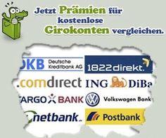 Kostenlose Girokonten mit Prämien – 8 Anbieter – Prämien bis 120€ (mit viel Aufwand 150€)