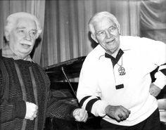 John Garvey and Oleg Lundstrom.