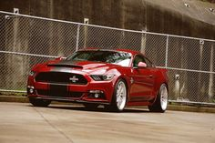 Australia Greets The First 2016 RHD Shelby Super Snake Mustang The Super Snake upgrade is one of the coolest projects of Shelby and is available for the 2007-2014 Shelby GT500 cars and 2015-2016 Mustang GT ones. One of the upgraded cars is this Mustang, the first right hand drive 2016 Shelby Super Snake and it is going straight to Australia.  The...