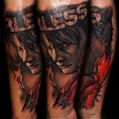 Jin Kazama-Tekken