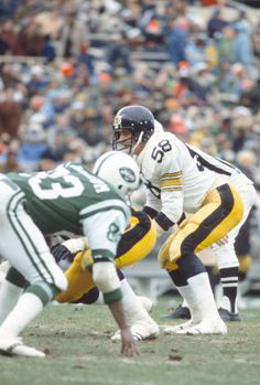 Steelers Football, Pittsburgh Steelers, Football Players, Jack Lambert, Remember The Titans, Steeler Nation, Football Photos, Championship Game, Great Team