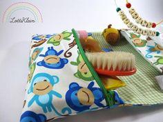 Windeltasche Wickeltasche von LottiKlein auf DaWanda.com