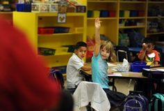 You won't believe these kindergarten schedules - The Washington Post