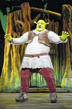 "Submitted photo  Based on the original book and movie, ""Shrek the Musical"" is coming to the Vern Riffe Center for the Arts at Shawnee State University in Portsmouth, on Jan. 31."