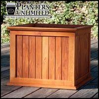 33 Best Wood Planter Tree Box Images Wood Planters Wood Flower