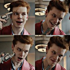 Cameron Monaghan in Gotham